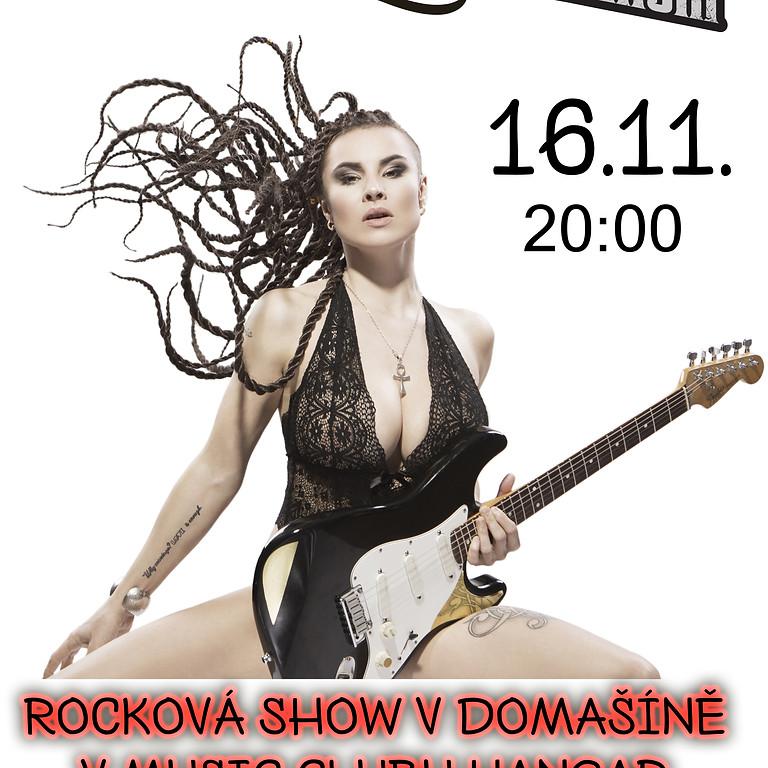 Electric Lady + RockTom - Club Hangar 16.11.