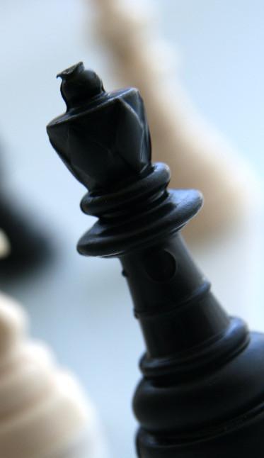 A Queen Chess Piece