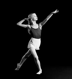 young dancer ballet