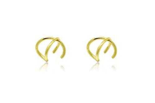 Shaye Gold Earring Cuff