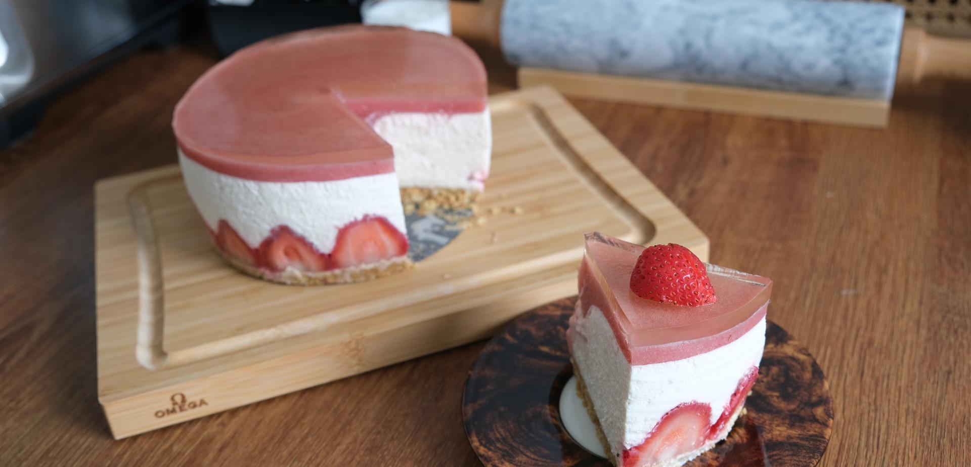 Strawberrry Cheesecake