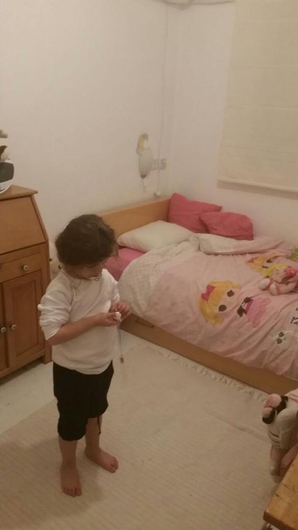 חדר ילדים בתחושה נעימה
