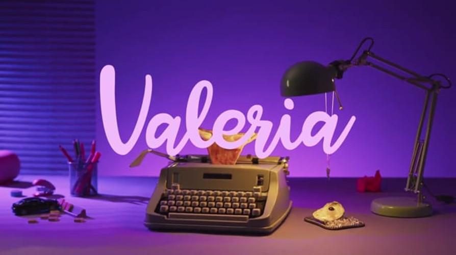 VALERIA x NETFLIX