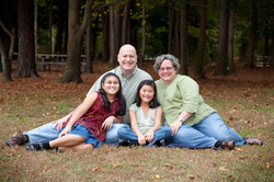 family portraits Hampton Roads