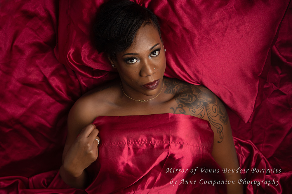 Boudoir photographer Hampton Roads