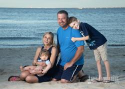Family portraits Fort Monroe Va