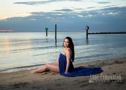 Pregnancy photos beach Hampton Va