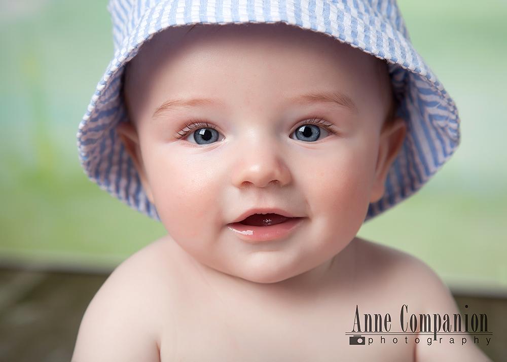 Baby portrait Hampton Va