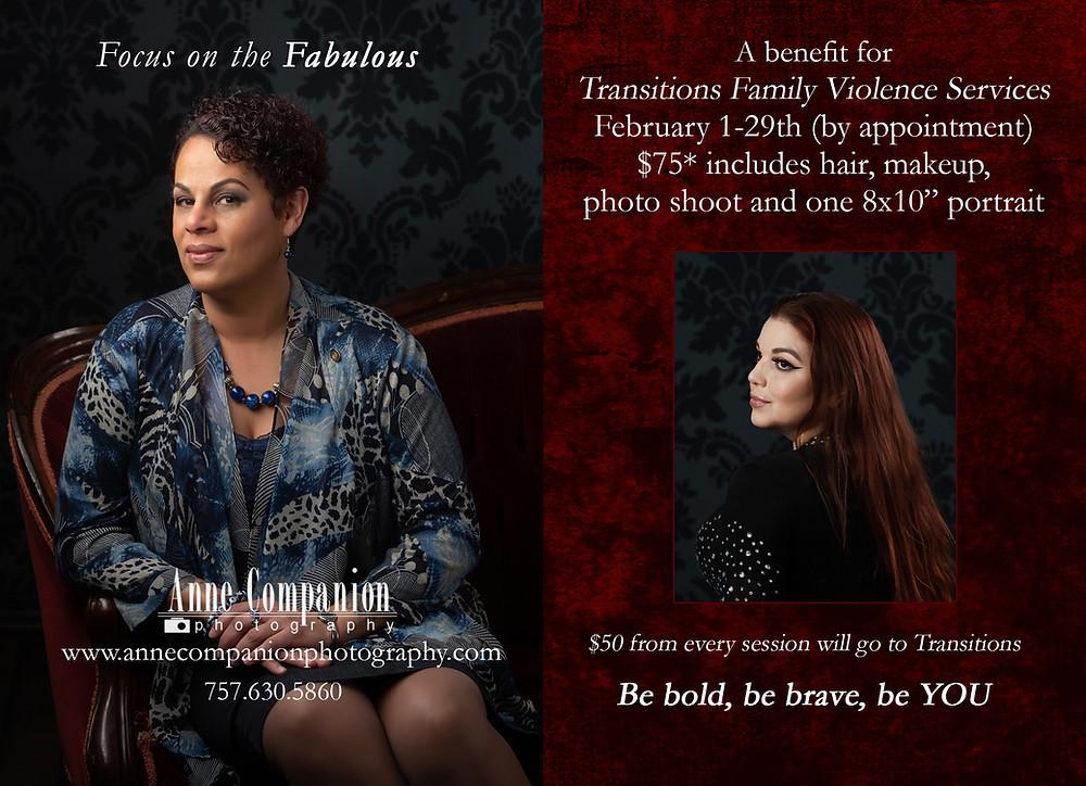 Beauty portraits for women