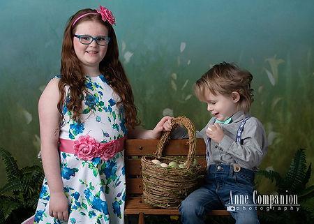 Easter portraits