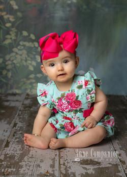 Baby photographer near Yorktown Va
