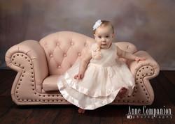 1 year baby portraits Hamtpon Roads
