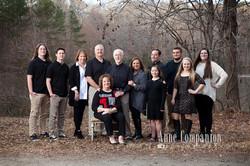 Family portrait photographer Hampton