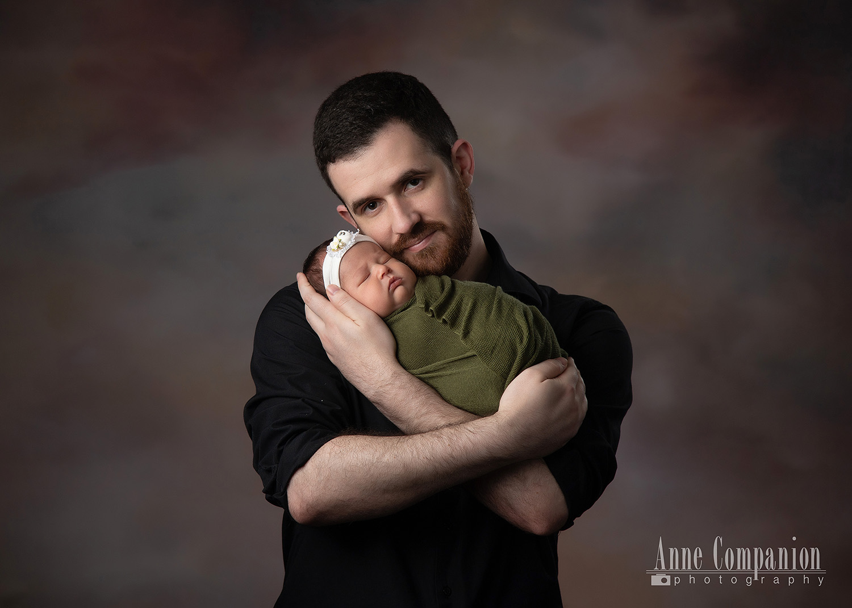 Family newborn portraits Hampton Va