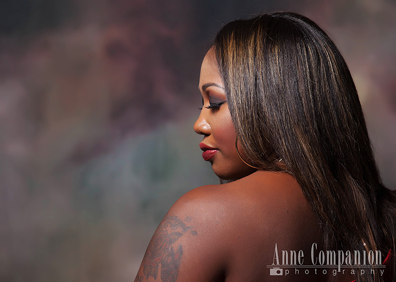 Boudoir portraits Hampton Roads Va