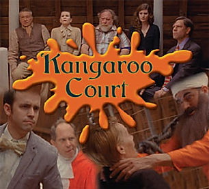 Kangaroo Court - Richard Squires