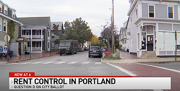 As housing in Portland gets more expensive, a small group of advocates is pushing for rent control. It fact, it's on the ballot for you to decide. Those against it say the proposal is reckless and would actually make it harder to find affordable housing. Portland landlords and even some affordable housing advocates say this proposal would make the problem of rising rents even worse.