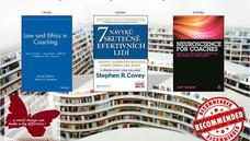 1. inspirace - 3 knihy o koučinku a pro kouče