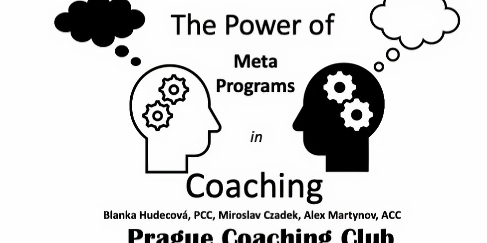 The Power of Metaprograms in Coaching