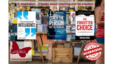 5. Inspiration – 3 books about coaching and for coaches