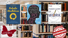 4. inspirace - 3 knihy o koučinku a pro kouče
