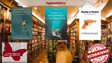 1. Inspirace – 3 knihy o hypnóze a pro hypnotizéry