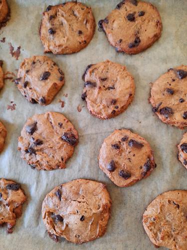 Gezonde american cookies
