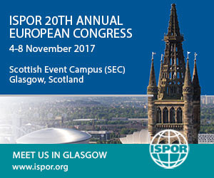 ISPOR 20th Annual European Congress