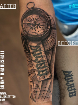 compass-tattoo-extension-nautical-realis