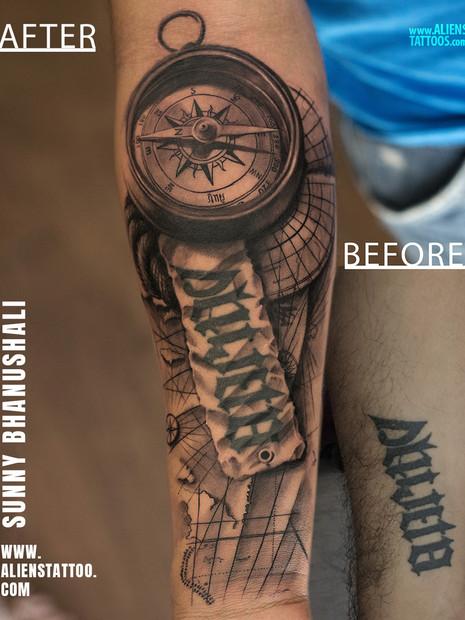 compass-tattoo-extension-nautical-realis