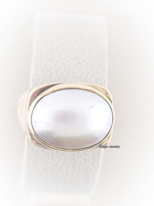 James Avery Pearl ring