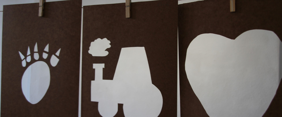 Stencils (ages 5 to 8)