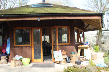 The Study Barn at Fishpond Wood