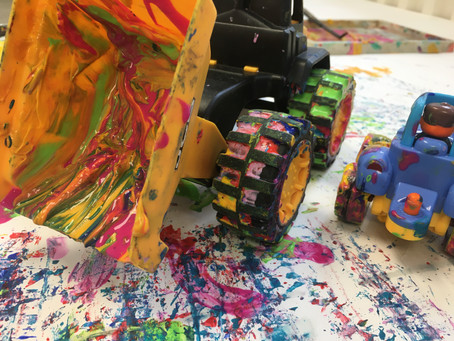 Preschool Creative Play Sessions