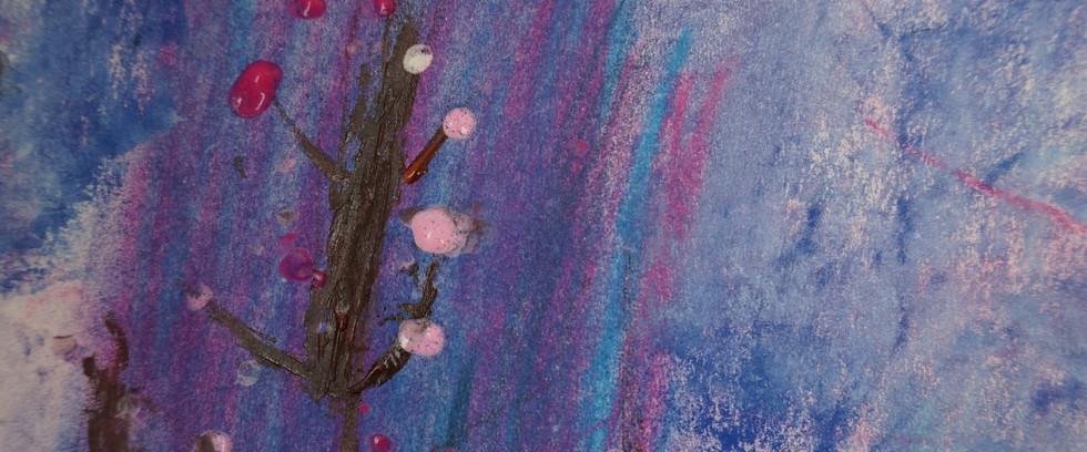 Blossom tree (age 5)