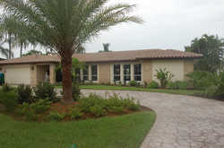 Tile roof in Palmetto Point