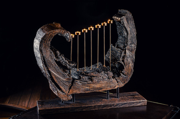 Lyre of Apollo | Wood Carving