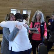 Ann and Lorina hug2.JPG