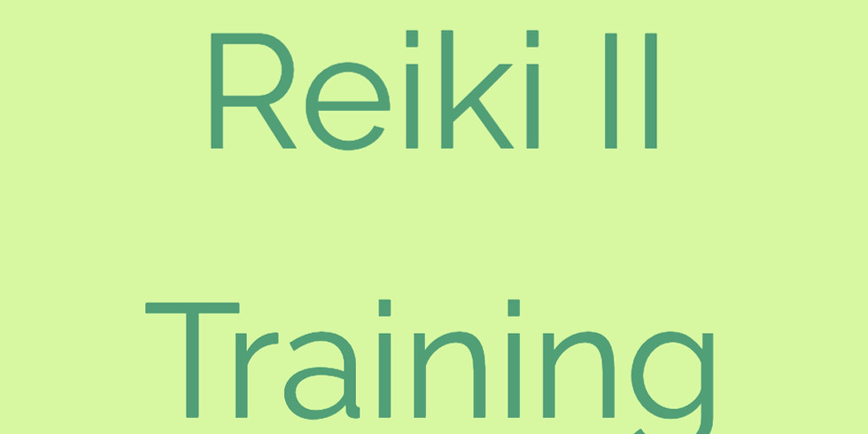 Reiki II Training (1)