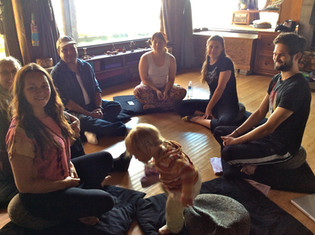 Reiki 1 Training 2013