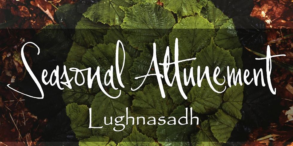 Lughnasadh - Autumn Begins | Seasonal Attunement Circle