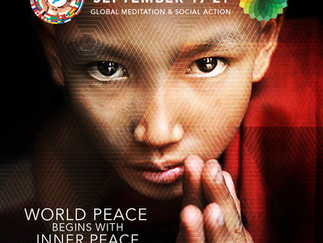 WORLD PEACE & PRAYER DAY - June 21st
