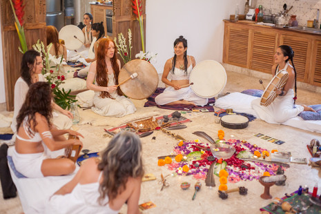 Sacred Sisters Ceremony