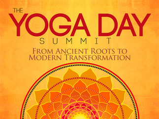 YOGA DAY - June 21st