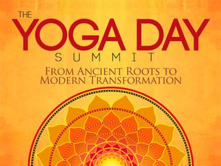 YOGA DAY - June 21st