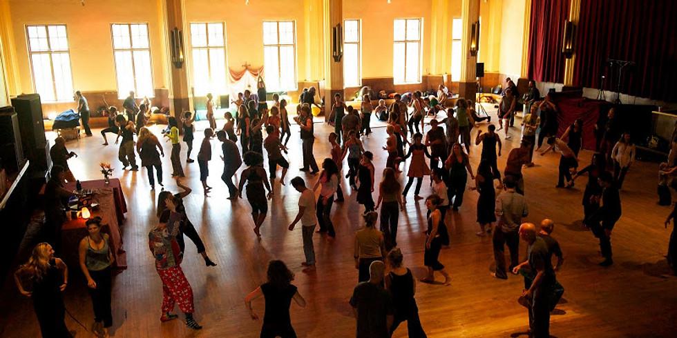 Ecstatic Dance 2017 | Dance Class