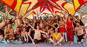 Bali Spirit Festival - Healing through Movement & Connecting in Relationship