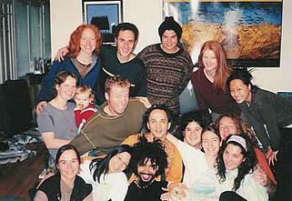 Reiki Workshop 1998