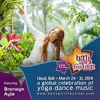 Bali Spirit Festival - Contact & Axis Syllabus