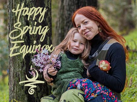 Spring Equinox Attunement